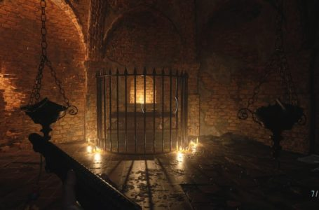 How to solve the Special Chambers Puzzle in Castle Dimistrescu in Resident Evil Village