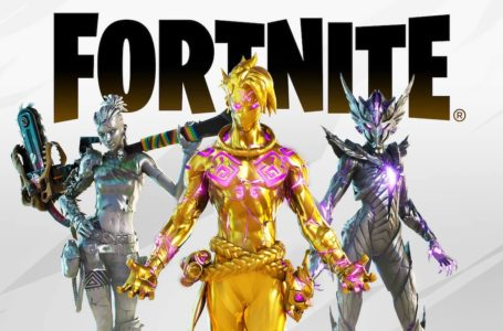 How to get Chromium, Runic, and Golden skins in Fortnite Chapter 2 Season 6