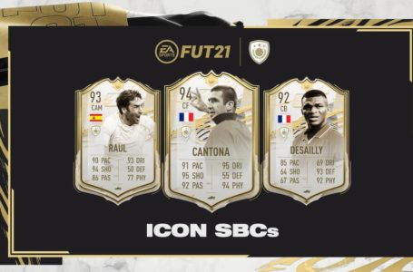 FIFA 21: How to complete Icon Marcel Desailly SBC – Requirements and solutions