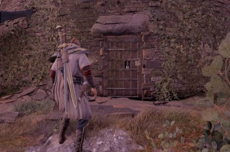 How to unlock the door at Sleeve Gallion in Assassin's Creed Valhalla