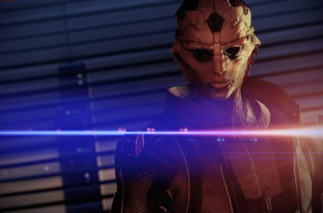 How decryption works in Mass Effect Legendary Edition