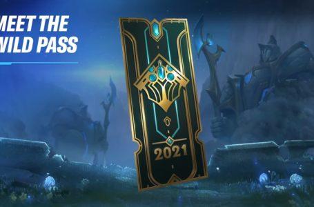 When will the League of Legends: Wild Rift first Wild Pass end?