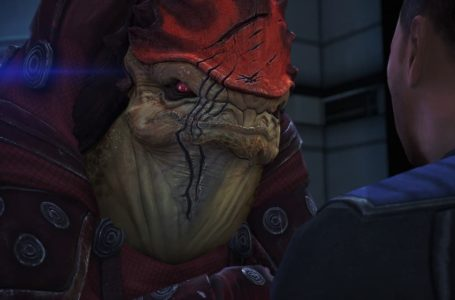 How to get Wrex's Family Armor in Mass Effect Legendary Edition