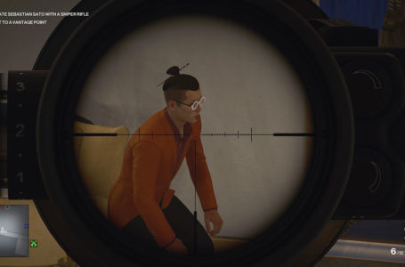 Hitman 3 Escalation – The Sebastian Principle Silent Assassin guide