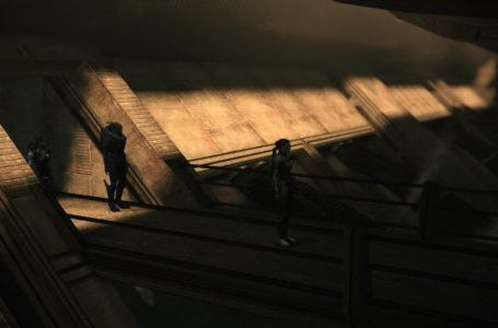 How to complete Geth in the Tunnels on Feros in Mass Effect Legendary Edition