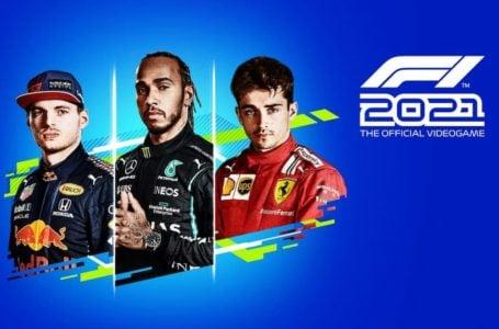 Codemasters announces Deluxe Edition bonus drivers for F1 2021, reveals cover