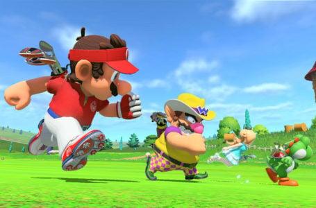 Mario Golf: Super Rush first review praises Speed Golf mode