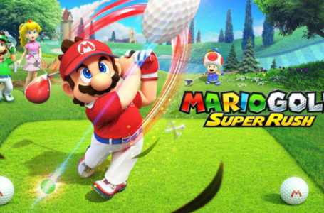 Best characters in Mario Golf: Super Rush