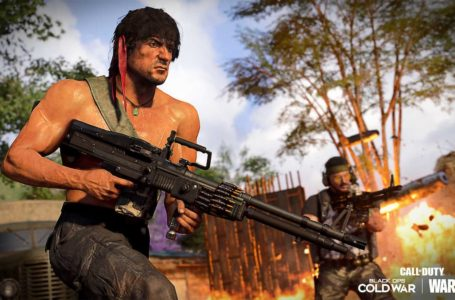 When is Rambo and Die Hard coming to Call of Duty: Warzone and Black Ops Cold War?