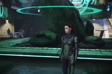 How to complete Noveria: Espionage in Mass Effect Legendary Edition