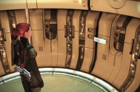 How to complete the Manual Reboot for Mira Core on Peak 15 in Mass Effect Legendary Edition