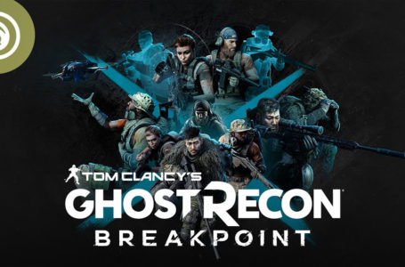What is the release time for Ghost Recon: Breakpoint Teammate Experience Update 4.0.0?