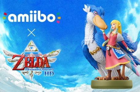 The Legend of Zelda: Skyward Sword HD locks helpful gameplay feature behind Loftwing amiibo
