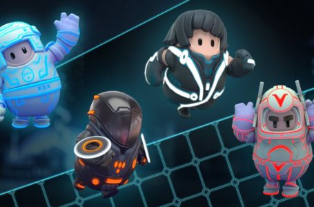 Tron and Fall Guys crossover DLC releasing this month