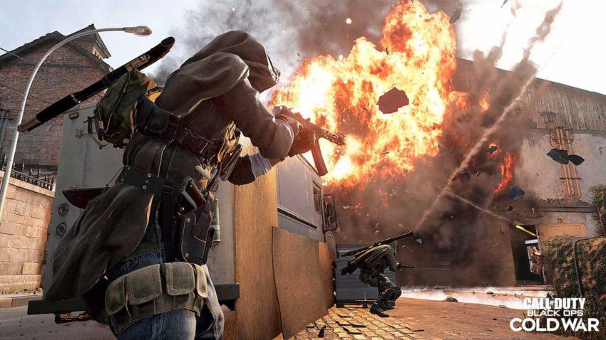 Black Ops Cold War Standoff