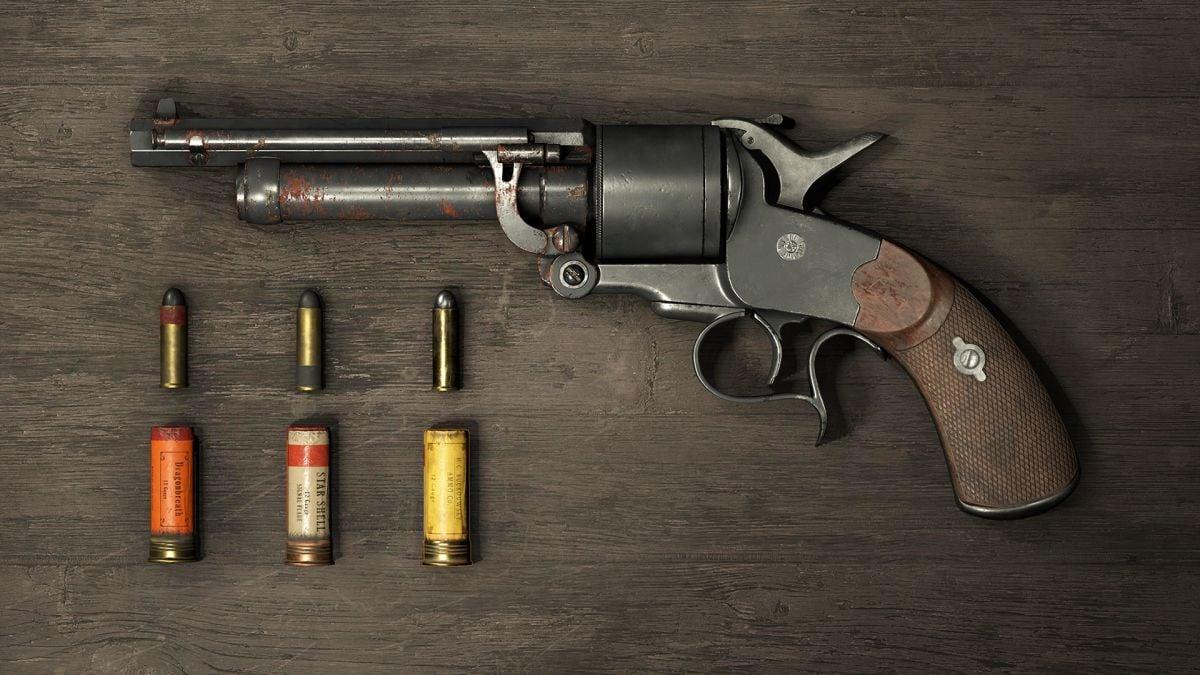 Custom Ammunition Hunt Showdown
