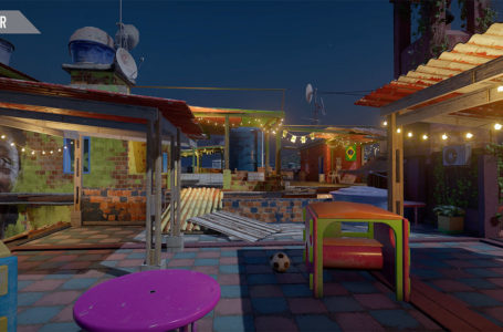 Rainbow Six Siege Favela map change preview