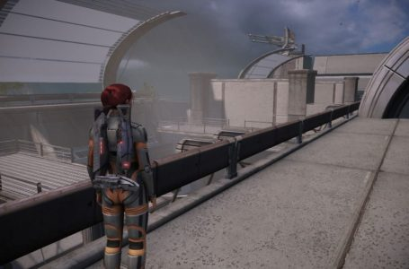 Can you save Ashley and Kaidan in Mass Effect Legendary Edition?