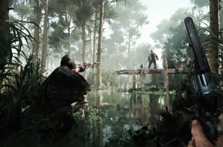 Hunt: Showdown players are reporting a game breaking mouse bug