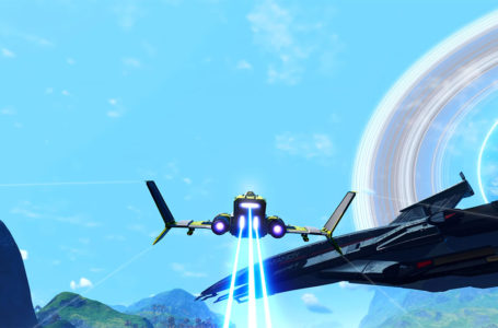 No Man's Sky Normandy SR1 Mass Effect easter egg unlocked