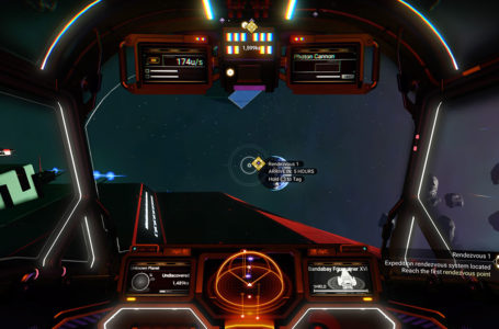 Tips for reaching rendezvous points faster in No Man's Sky Expeditions