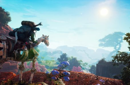 How to change your character's appearance in Biomutant – Lost Not Found quest