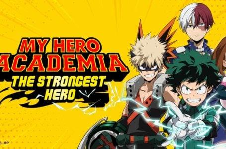 My Hero Academia: The Strongest Hero character tier list – June 2021