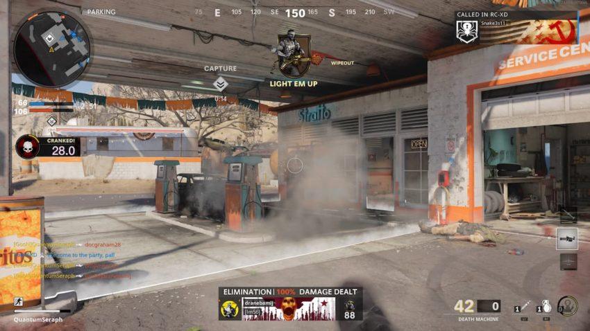 Call of Duty: Black Ops Cold War Light Em Up