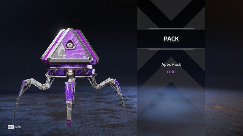 Epic Apex Pack