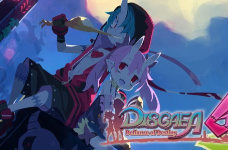 Disgaea 6 Defiance of Destiny offers free demo ahead of launch