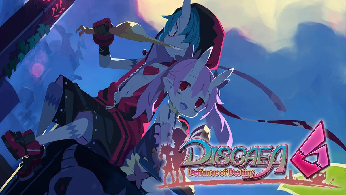 Disgaea 6 Defiance of Destiny