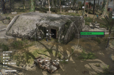 How to perform a Syncshot in Ghost Recon: Breakpoint