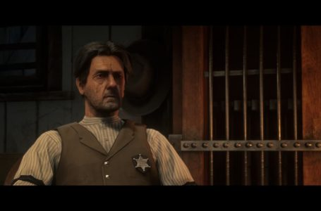Red Dead Online infamous bounties guide: Tobin Anderson