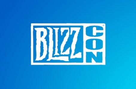 "Blizzard has canceled next year's online BlizzCon, will ""reimagine"" event"