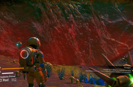 How to find a toxic world in No Man's Sky
