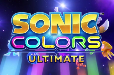 Sonic Colors Ultimate revealed during Sonic Central stream