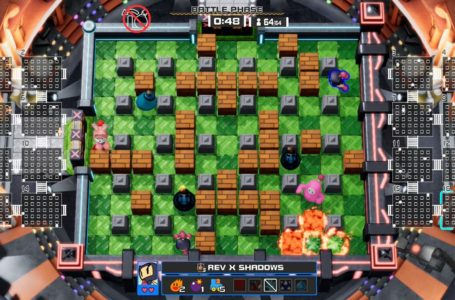 How to play with friends in Super Bomberman R Online