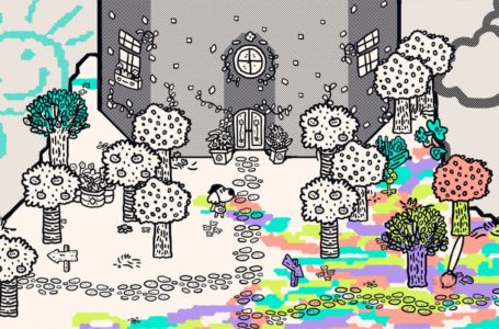 Chicory: A Colorful Tale teaches finding purpose in a world full of pressure and criticism