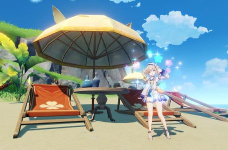 How to get Barbara's Summertime Sparkle outfit in Genshin Impact