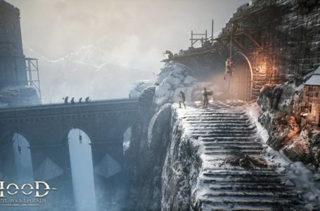 The Mountain map arrives in Hood: Outlaws & Legends next week
