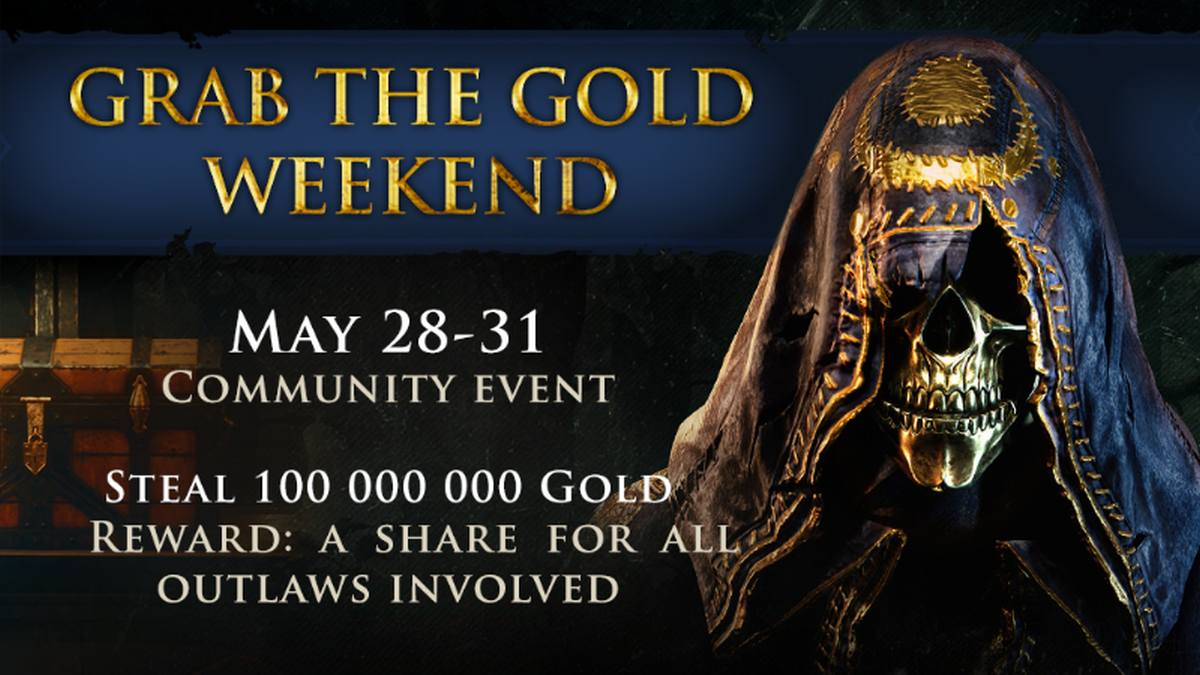 Hood Outlaws Grab the Gold community event