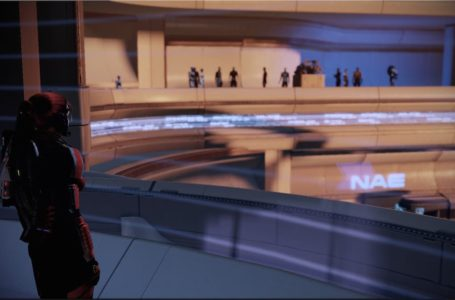 How to hack security node terminals for Liara on Illium in Mass Effect 2 Legendary Edition