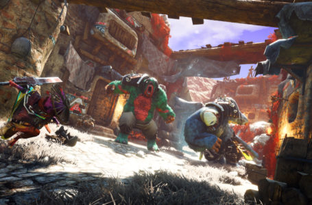 Biomutant developer promises upcoming patches will improve the game