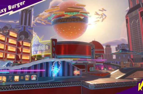 Knockout City: all Heatwave Ice Pop locations on Galaxy Burger