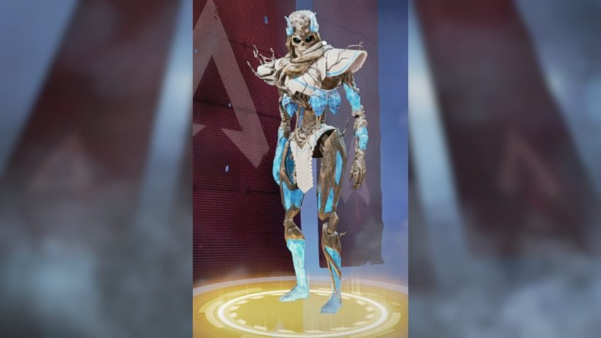 Frost Ancient