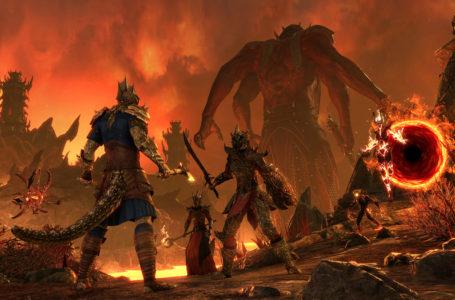 What is the exact release time of Elder Scrolls Online: Blackwood?