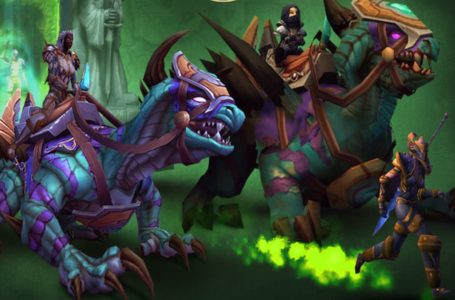 How to get the Reawakened Phase-hunter Mount in World of Warcraft Classic Burning Crusade