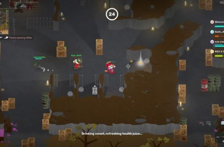 How to heal yourself in Super Animal Royale
