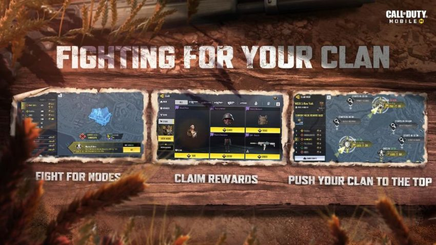 Guide to COD Mobile Clan Wars