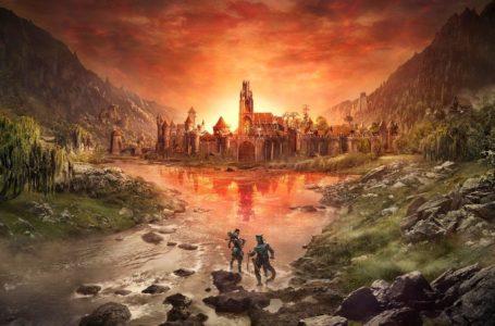 How to start the Blackwood Chapter in Elder Scrolls Online